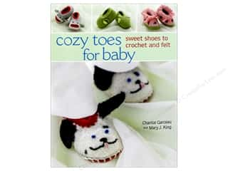 Baby Books & Patterns: That Patchwork Place Cozy Toes For Baby Book