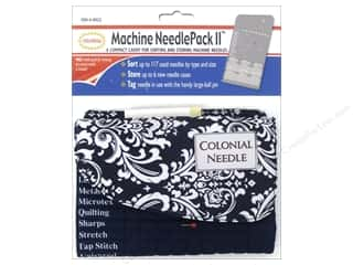 Needles / Machine Needles: Colonial Needle Machine Needle Pack II