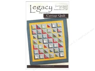 Quilting: Legacy Carriage Quilt Pattern
