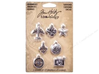 Tim Holtz Idea-ology Adornments Souvenir
