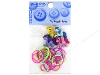 Bands New: Jesse James Kit Rubber Bands My Playful Pony