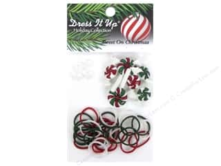 Rubber / Elastic Bands Chronicle Boxed Kits: Jesse James Kit Rubber Bands Sweet On Christmas