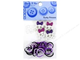 Bands New: Jesse James Kit Rubber Bands Punky Princess