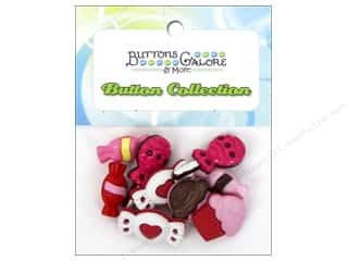 Buttons Galore & More: Buttons Galore Theme Buttons Sweets For My Sweet