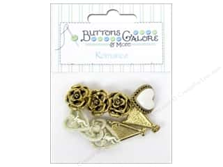 Angels/Cherubs/Fairies Sewing & Quilting: Buttons Galore Theme Buttons Cupid