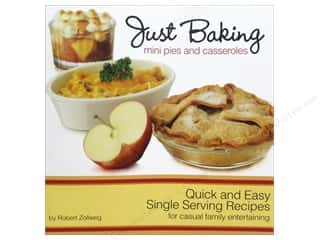 Cooking/Kitchen Family: Libbey Just Baking Cook Book
