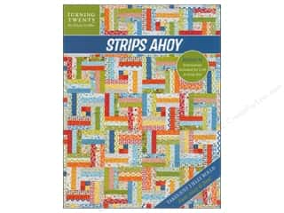 New Patterns: Turning Twenty Strips Ahoy Pattern