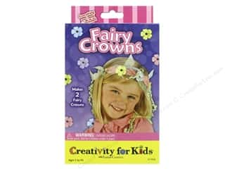 Weekly Specials Project Life Albums: FaberCastell Creativity For Kids Fairy Crowns