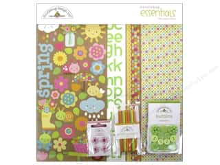 Buttons & Bees: Doodlebug Hello Sunshine Collection Essentials Kit