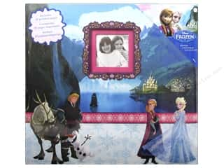 "Memory Albums / Scrapbooks / Photo Albums: EK Album Disney Frozen Scrapbook 12""x 12"""