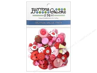 Buttons Galore & More: Buttons Galore Value Pack Valentine
