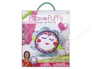 Weekly Specials Tombow Adhesives: Darice Pillow Puff Felt Kit Designer Big Flower
