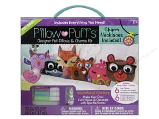 Weekly Specials Pen: Darice Pillow Puff Felt & Charm Kit Designer Mega Critters