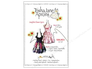 Wearables: Trisha Jane Joesphine Cleaver Apron Pattern