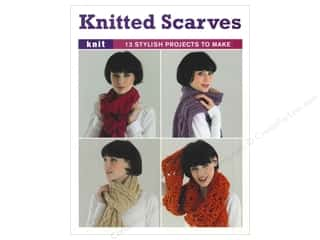 Guild of Master Craftsman Publications Ltd: Guild of Master Craftsman Knitted Scarves Book
