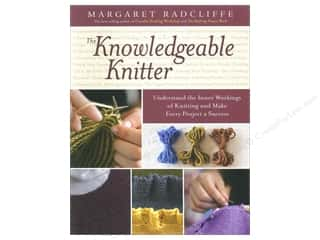 yarn  books: Storey Publications The Knowledgeable Knitter Book