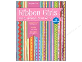 Weekly Specials American Girl Book Kit: FunStitch Studio By C&T Ribbon Girls Book