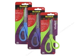 "Weekly Specials Paper Accents: Scotch Scissor 7"" Student Assorted"