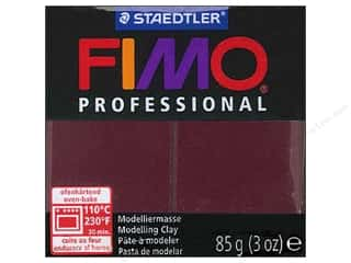 Fimo Professional Clay 85gm Bordeaux Picture