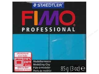 weekly specials clay: Fimo Professional Clay 3 oz. Turquoise (4 packages)