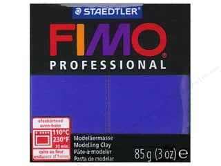 weekly specials clay: Fimo Professional Clay 3 oz. Ultramarine (4 packages)