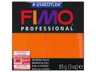 weekly specials clay: Fimo Professional Clay 3 oz. Orange (4 packages)