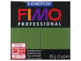 Fimo Professional Clay 85gm Leaf Green Picture