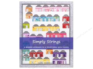 Books & Patterns: Sewn Into The Fabric Simply Strings Book
