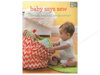 That Patchwork Place Baby Says Sew Book Picture