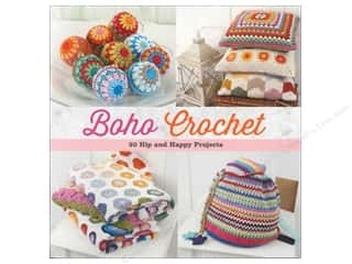 knitting books: That Patchwork Place Boho Crochet Book