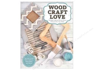 Home Decor Sale: Design Originals Wood Craft Love Book