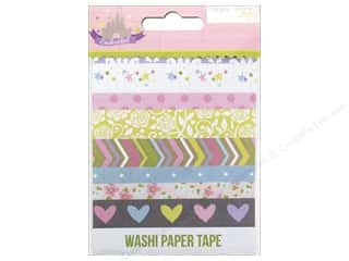 Theme Stickers / Collection Stickers: Simple Stories Enchanted Collection Washi Paper Tape