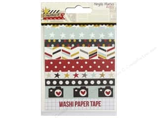 Weekly Specials Pattern: Simple Stories Say Cheese II Collection Washi Paper Tape