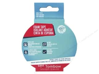 Double-sided Tape: Tombow Adhesive Foam Tape