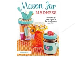 Weekly Specials Pattern: Design Originals Mason Jar Madness Book