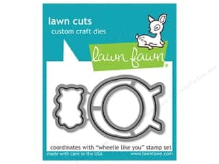 Lawn Fawn Lawn Cuts Die Wheelie Like You Picture