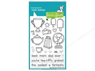 holiday sale: Lawn Fawn Clear Stamp Best Pun Ever