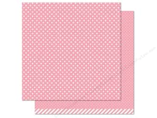 "Weekly Specials Paper Trimmers: Lawn Fawn Let's Polka Paper 12""x 12"" Strawberry (12 sheets)"
