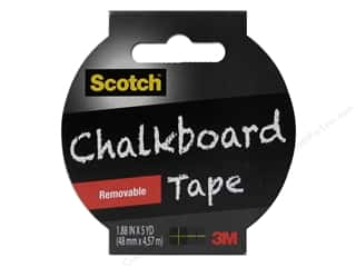 "Scotch Tape Chalkboard 1.88""x 5yd"