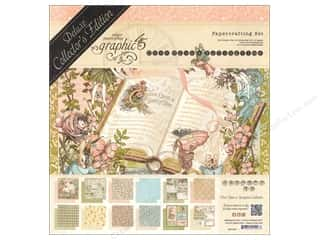 Graphic 45: Graphic 45 Deluxe Collection Once Upon A Springtime