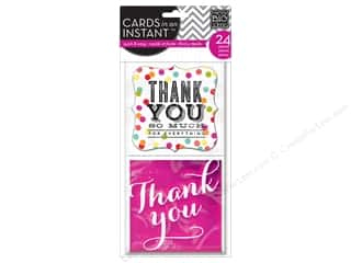 Clearance Me And My Big Ideas Envelopes: MAMBI Cards In An Instant Thank You So Very Much