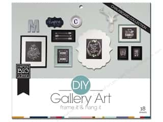 Mother's Day Gift Ideas: MAMBI DIY Gallery Art Pad Chalkboard