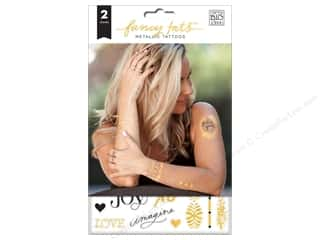 Mother's Day Gift Ideas: MAMBI Tattoos Metallic Grateful