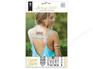 Mother's Day Gift Ideas: MAMBI Tattoos Metallic Brave