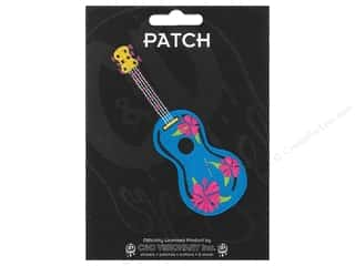 Clearance C&D Visionary Patches: C&D Visionary Applique Ukulele