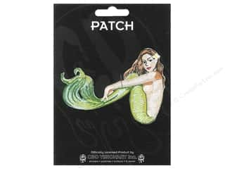 Clearance C&D Visionary Patches: C&D Visionary Applique Mermaid