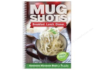 CQ Products Mug Shots Breakfast. Lunch. Dinner. Book