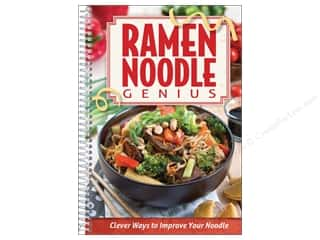CQ Products Ramen Noodle Genius Book