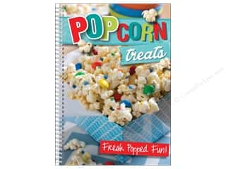 CQ Products Popcorn Treats Book