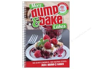 CQ Products More Dump & Bake Cakes Book